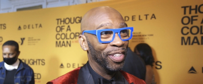 VIDEO: Go Inside THOUGHTS OF A COLORED MAN's Opening Night!
