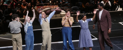 Photo Coverage: TO KILL A MOCKINGBIRD Makes History at Madison Square Garden Performance