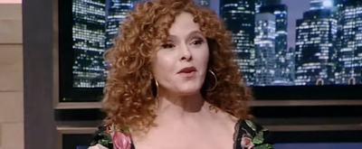 VIDEO: Bernadette Peters Introduces BROADWAY BARKS Dogs and More on LIVE WITH KELLY AND RYAN