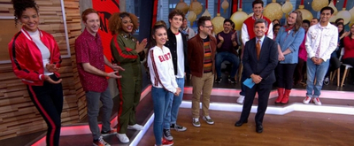 VIDEO: The Cast of HIGH SCHOOL MUSICAL: THE MUSICAL: THE SERIES Performs on GMA
