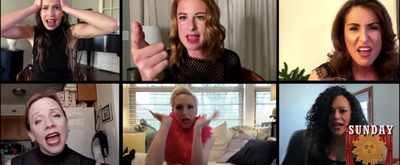 VIDEO: The Ladies of CHICAGO Sing a 'Cell Block Tango' for Quarantine