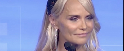 VIDEO: Watch Kristin Chenoweth Accept HRC's Ally for Equality Award!