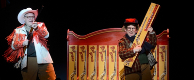 BWW Interview: Chris Carsten of A CHRISTMAS STORY at Saenger Theatre