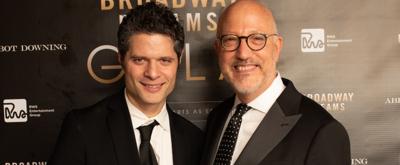 Photo Flash: Tom Kitt And Tom Gabbard Honored At Broadway Dreams 12th Annual Holiday Gala
