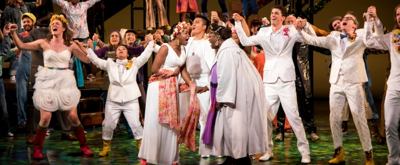 Photo Flash: Public Works' AS YOU LIKE IT at the Seattle Rep