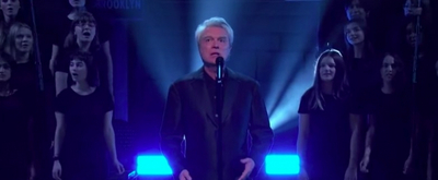 VIDEO: David Byrne Performs AMERICAN UTOPIA's 'One Fine Day' With Brooklyn Youth Chorus