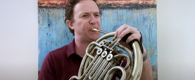 VIDEO: Robert Rearden, NSO French Horn Performs Concerto No. 2 by R. Strauss
