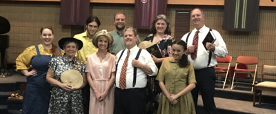Review: SMOKE ON THE MOUNTAIN Brings Spiritual Laughs to SOUTH CITY THEATRE With an Old Timey Family Roadshow