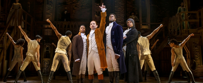 BWW Review: Watch The Cast of HAMILTON Rise Up at Murat Theatre