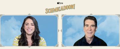 VIDEO: Cecily Strong & Cinco Paul Explain the Golden Age Nostalgia of SCHMIGADOON!