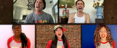 BWW TV: HADESTOWN and the MLB Team Up for A Quarantine-Inspired 'Wait For Me' Video