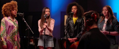 VIDEO: The Cast of HIGH SCHOOL MUSICAL: THE MUSICAL: THE SERIES Sings an Acoustic Version of 'Wondering'