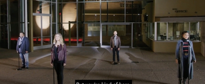 VIDEO: 'We Are Here' Written by COME FROM AWAY Creators is Performed at La Jolla Playhouse