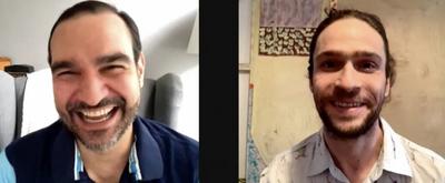 BWW Exclusive: Javier Muñoz Shines a Spotlight on the Helpers of the Broadway Relief Project- Yshai Yudekovitz!