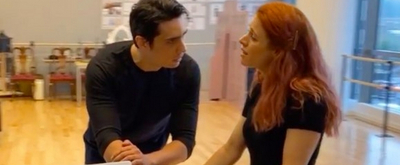 VIDEO: Bobby Conte Thornton and Teal Wicks in Rehearsal For LAST DAYS OF SUMMER