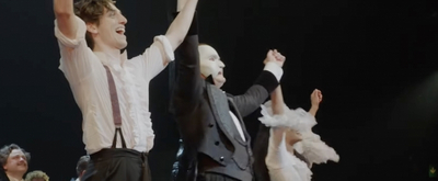 VIDEO: THE PHANTOM OF THE OPERA Takes First Bows in West End Return Video