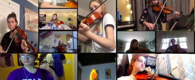 VIDEO: Maumee High School Orchestra Performs