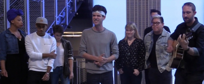 BWW TV: The Cast Of THE LIGHTNING THIEF Visits The Top Of The Empire State Building