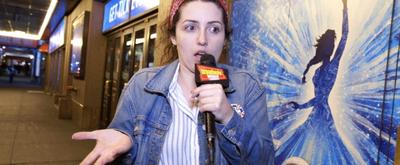 BWW Exclusive: Allison Frasca Visits FROZEN on The Broadway Break(down)!