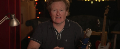 VIDEO: Conan O'Brien Does His First Show From the Historic Largo at the Coronet Theater