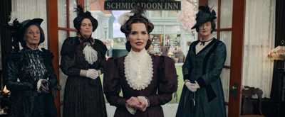 VIDEO: Kristin Chenoweth Leads 'Mothers Against the Future' in a New Clip from SCHMIG Video
