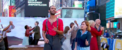 VIDEO: Watch the Cast of GIRL FROM THE NORTH COUNTRY Perform on GOOD MORNING AMERICA