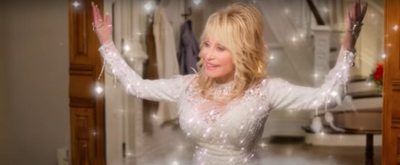 VIDEO: Watch the Official Trailer for DOLLY PARTON'S CHRISTMAS ON THE SQUARE, Starrin Video