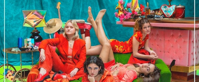 Hinds Announces New Album THE PRETTIEST CURSE