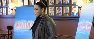 BWW TV: Jordin Sparks is Opening Up About Returning to Broadway in WAITRESS!