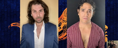 VIDEO: Quentin Garzon and Adam Jacobs Perform 'Make It Right' From THE PRINCE OF EGYPT