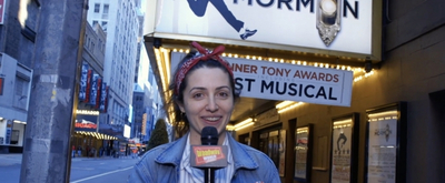 BWW Exclusive: Allison Frasca Says 'Hello' to THE BOOK OF MORMON on The Broadway Break(down)!