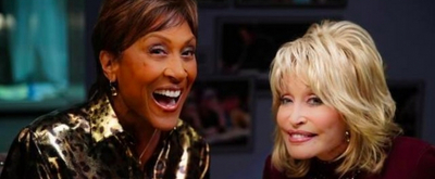 Robin Roberts to Host DOLLY PARTON: HERE SHE COMES AGAIN!