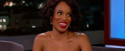 VIDEO: Kerry Washington Talks Shooting the AMERICAN SON Film After Performing It on Broadway