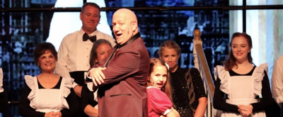 Review: ANNIE at Urbandale Community Theatre:  This Production Will Leave You 'Fully Dressed' With A Smile