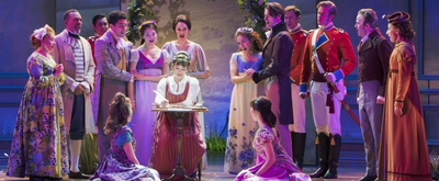 Photo Flash: Get A First Look At Seattle's 5th Avenue Theatre's AUSTEN'S PRIDE