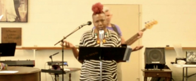 VIDEO: Inside Rehearsal For LITTLE GIRL BLUE as Part of Goodspeed By The River