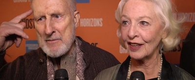 BWW TV: Jane Alexander, James Cromwell & More Celebrate Opening Night of GRAND HORIZONS