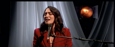 VIDEO: Watch Sara Bareilles Perform 'She Used To Be Mine' On THE GRAHAM NORTON SHOW!