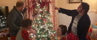 Review: Firecracker Productions' ALL THROUGH THE HOUSE Is Not the 'Night Before Christmas' You Expect