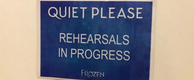 BWW TV: Go Inside Rehearsals with the Australian Cast of FROZEN!