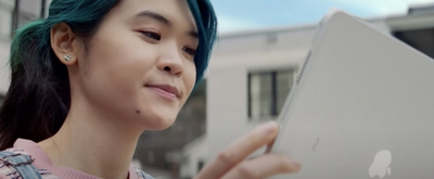 VIDEO: Apple Promotes New iPad Using 'Part Of Your World' From THE LITTLE MERMAID Video