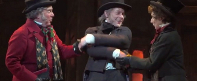 VIDEO: First Look at Footage From A CHRISTMAS CAROL at Milwaukee Rep