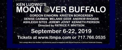 Review: MOON OVER BUFFALO at Little Theatre Of Mechanicsburg