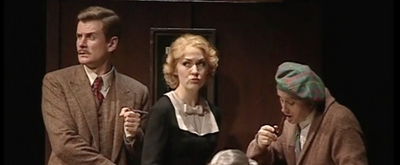 Broadway Rewind: Watch Full Scenes from THE 39 STEPS on Broadway!