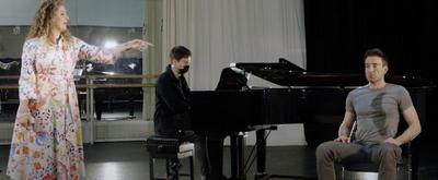 VIDEO: Go Inside Rehearsal For The Royal Opera House's LA BOHEME