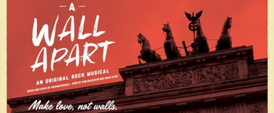 Review: New Musical A WALL APART at the Grand is Passionate