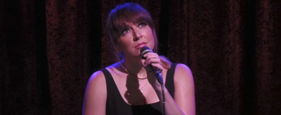 VIDEO: Get a Sneak Peek of Jessica Vosk's Upcoming COCO CATCH UP Performance at Birdland!