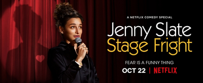 VIDEO: Netflix Releases Official Trailer for JENNY SLATE: STAGE FRIGHT