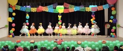 VIDEO: Ben Milam International Academy Presents Ballet Folklorico Show