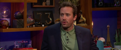 VIDEO: Armie Hammer Talks About His Broadway Show 'The Minutes'